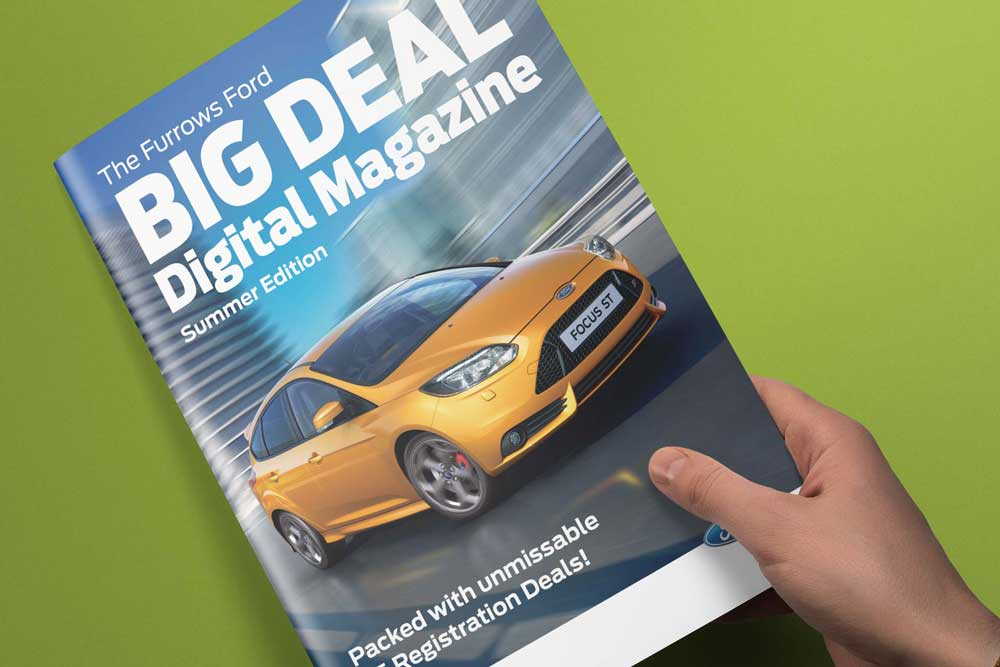 Big Deal Ford Digital Magazine Featured Image