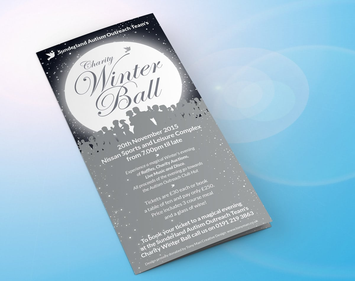 Sunderland Autism Outreach Charity Winter Ball