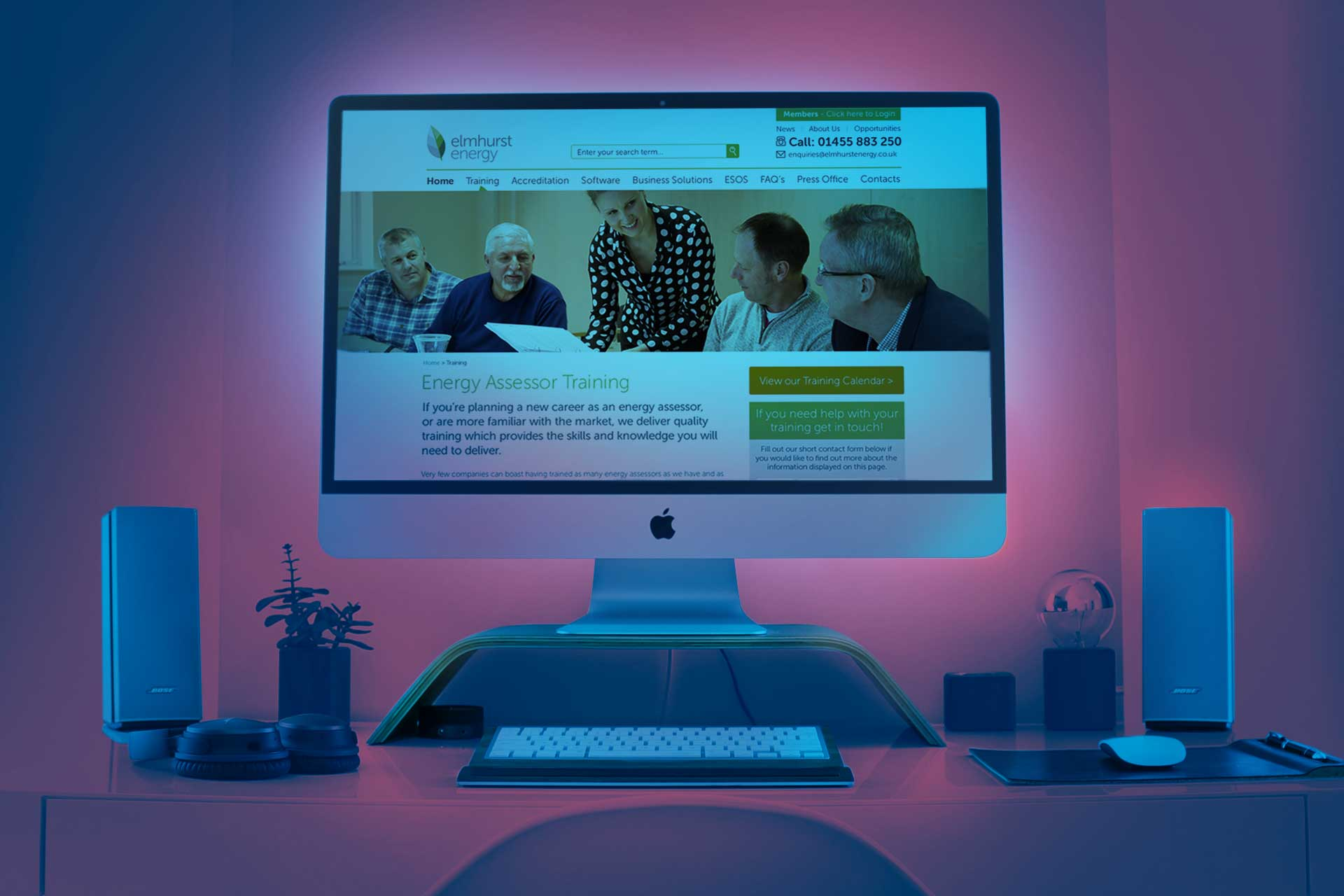 Website Design - Tony Man Can